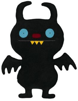 Uglydoll Ninja Batty Shogun