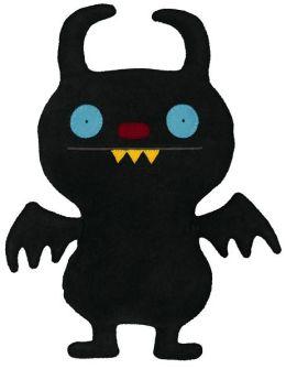 Uglydoll Ninja Batty Shogun