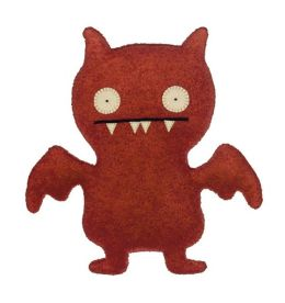 Little Uglydoll Red Ice-bat