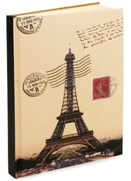 Eiffel Tower Passport Journal