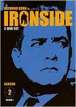 Ironside: Season 2, Vol. 1