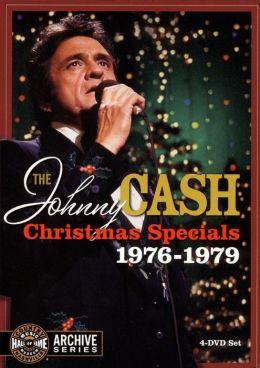 Johnny Cash Christmas Specials 1976-1979