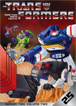 Transformers: Season 2 - Vol 2: 25th Anniversary