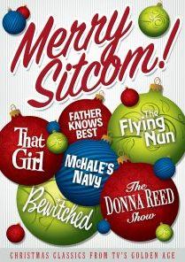 Merry Sitcom - Christmas Classics TV's Golden Age