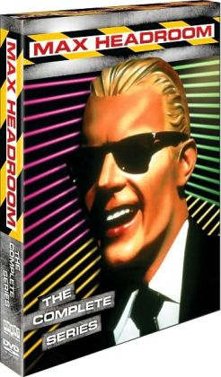 Max Headroom - The Complete Series