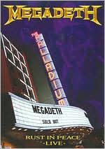 Megadeth: Rust in Peace - Live