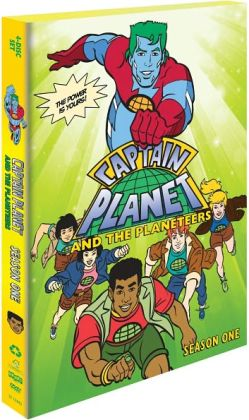 Captain Planet & Planeteers: Season One (4pc)