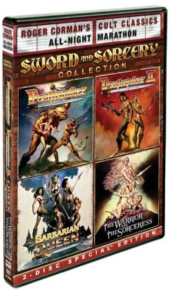 Roger Corman Cult Classics: Sword and Sorcery Collection