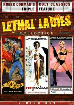 Roger Corman's Cult Classics: Lethal Ladies Collection