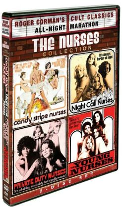 Roger Corman Cult Classics All-Night Marathon: the Nurses Collection