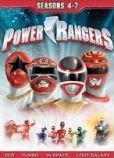 Video/DVD. Title: Power Rangers: Season 4-7