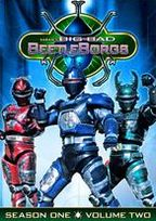 Big Bad Beetleborgs: Season 1 - Vol 2