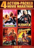 Action Packed Movie Marathon