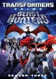 Video/DVD. Title: Transformers Prime: Season 3