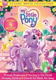Video/DVD. Title: My Little Pony: Classic Movie Collection