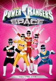Video/DVD. Title: Power Rangers In Space 1