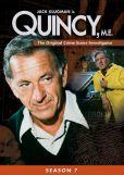 Video/DVD. Title: Quincy, M.E.: Season Seven