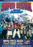 Video/DVD. Title: Power Rangers: Super Sentai Zyuranger - Complete
