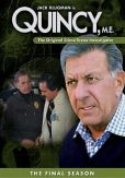 Video/DVD. Title: Quincy M.E.: The Final Season