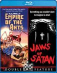 Video/DVD. Title: Empire of the Ants/Jaws of Satan
