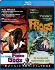 Video/DVD. Title: The Food of the Gods/Frogs