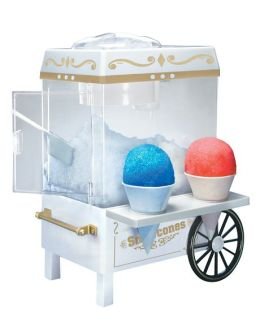 Nostalgia Electrics™ SCM-502 Vintage Collection™ Carnival Style Snow Cone Maker