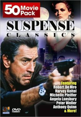 Suspense Classics: 50 Movie Pack