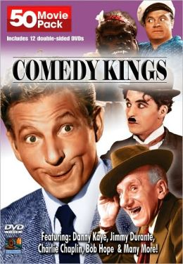 Comedy Kings: 50 Movie Pack