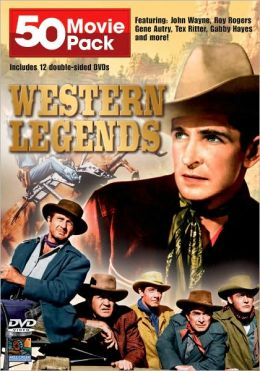 Western Legends: 50 Movie Pack