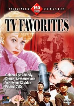 Tv Favorites (150 Episodes) (13pc)