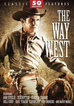 Way West: 50 Movie Pack