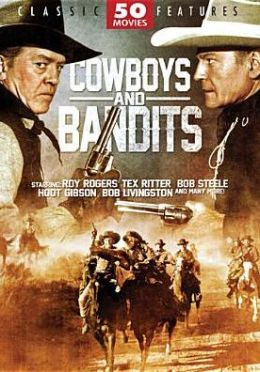 Cowboys & Bandits: 50 Movies