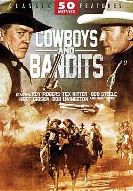 Cowboys & Bandits: 50 Movies