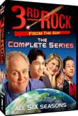 Video/DVD. Title: 3rd Rock from the Sun: the Complete Series