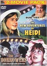 New Adventures of Heidi/the Borrowers
