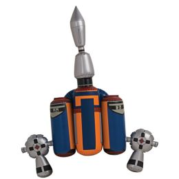 Star Wars Jango Fett Inflatable Jetpack Costume Accessory: One-Size