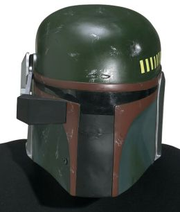 Star Wars - Boba Fett Collectors Helmet (Adult)