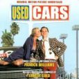 CD Cover Image. Title: Used Cars [Original Motion Picture Soundtrack], Artist: