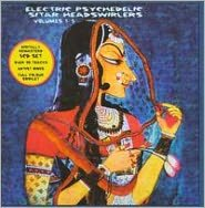 Electric Psychedelic Sitar Headswirlers, Vols. 1-5