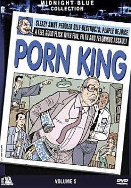 Midnight Blue, Vol. 5: Porn King