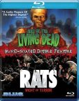 Video/DVD. Title: Hell Of The Living Dead / Rats Night Of Terror