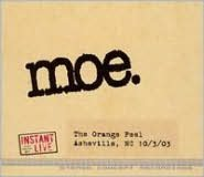 Instant Live: The Orange Peel - Ashville, NC, 10/03/03