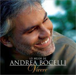 Lo Mejor de Andrea Bocelli - Vivire [CD/DVD]