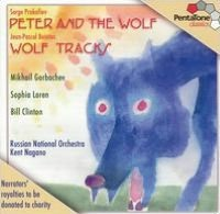 Prokofiev: Peter and the Wolf / Beintus: Wolf Tracks