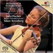 Tchaikovsky: Violin Concerto, Sérénade Mélancolique, etc. [Hybrid SACD]