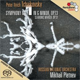 Tchaikovsky: Symphony No. 1; Slavonic March