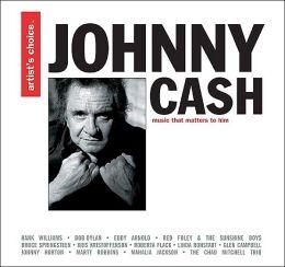 Artist's Choice: Johnny Cash