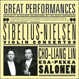 Sibelius, Nielsen: Violin Concertos