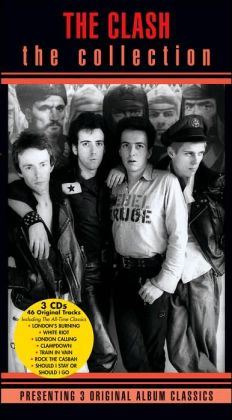 The Collection: The Clash/London Calling/Combat Rock [2004 Long Box]