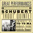 "CD Cover Image. Title: Schubert: ""Trout"" Quintet, Artist: Barbara Bonney"